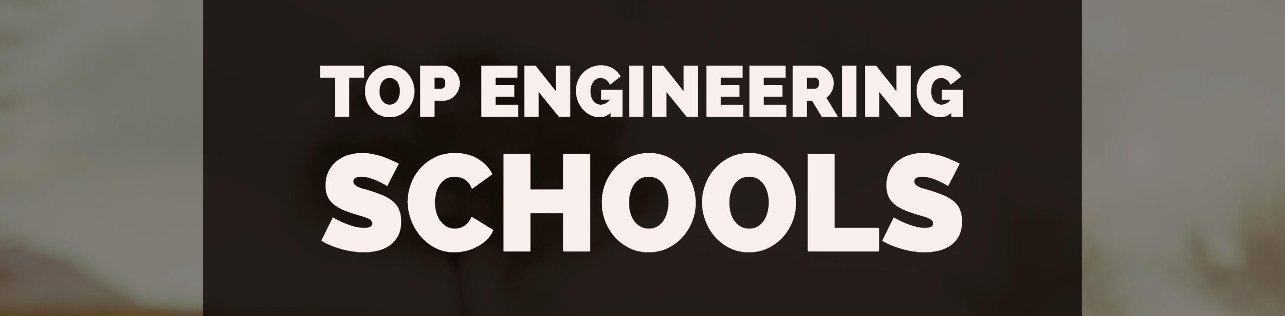 Engineering Schools, Jobs and Resources