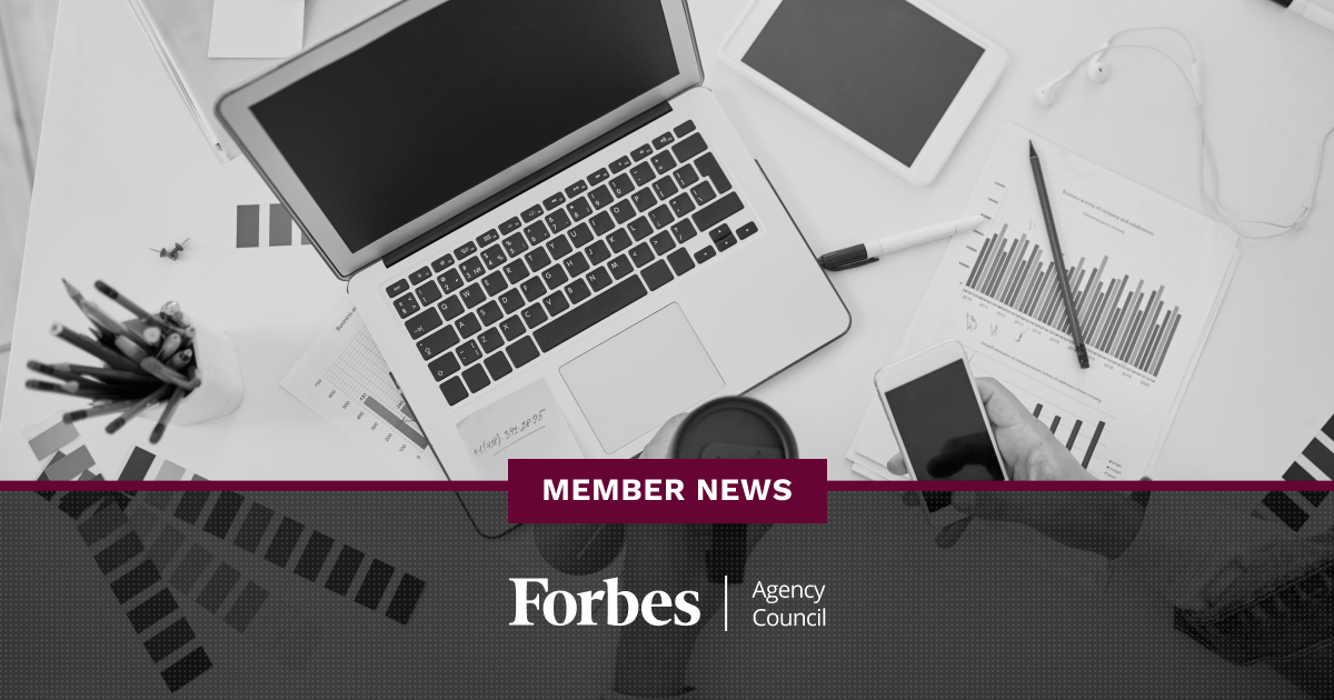 Forbes Agency Council Member News - April 2020