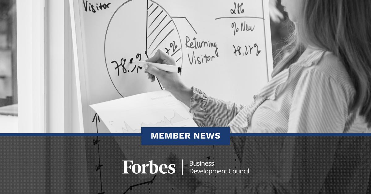 Forbes Business Development Council Member News - September 2019