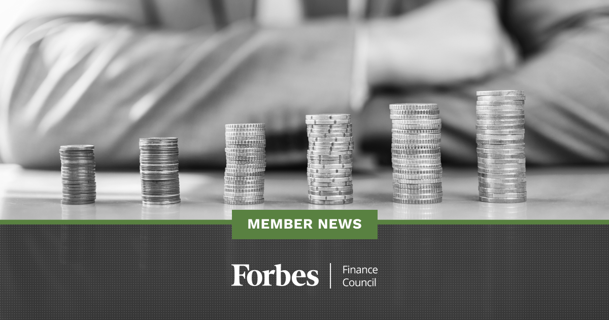 Forbes Finance Council Member News - April 2020