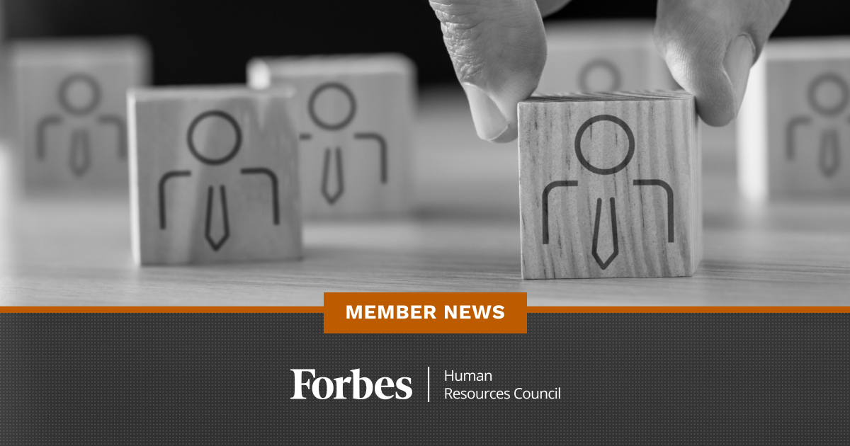 Forbes Human Resources Council Member News - February 2020