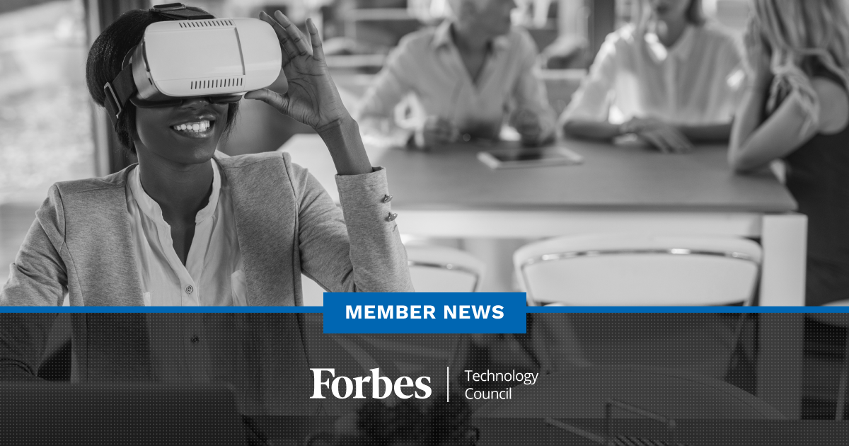 Forbes Technology Council Member News - July 2019