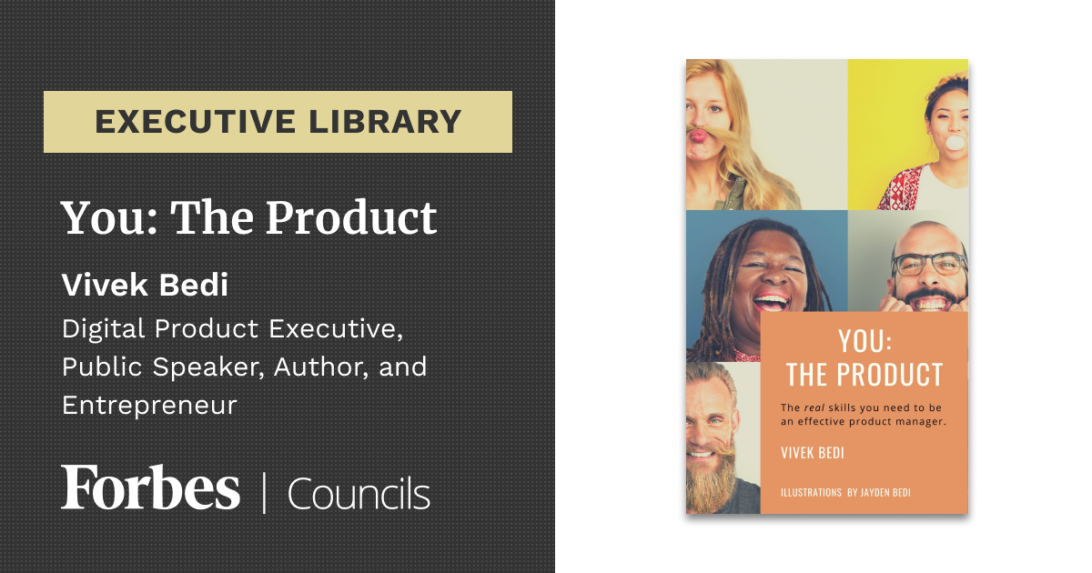 You: The Product by Vivek Bedi