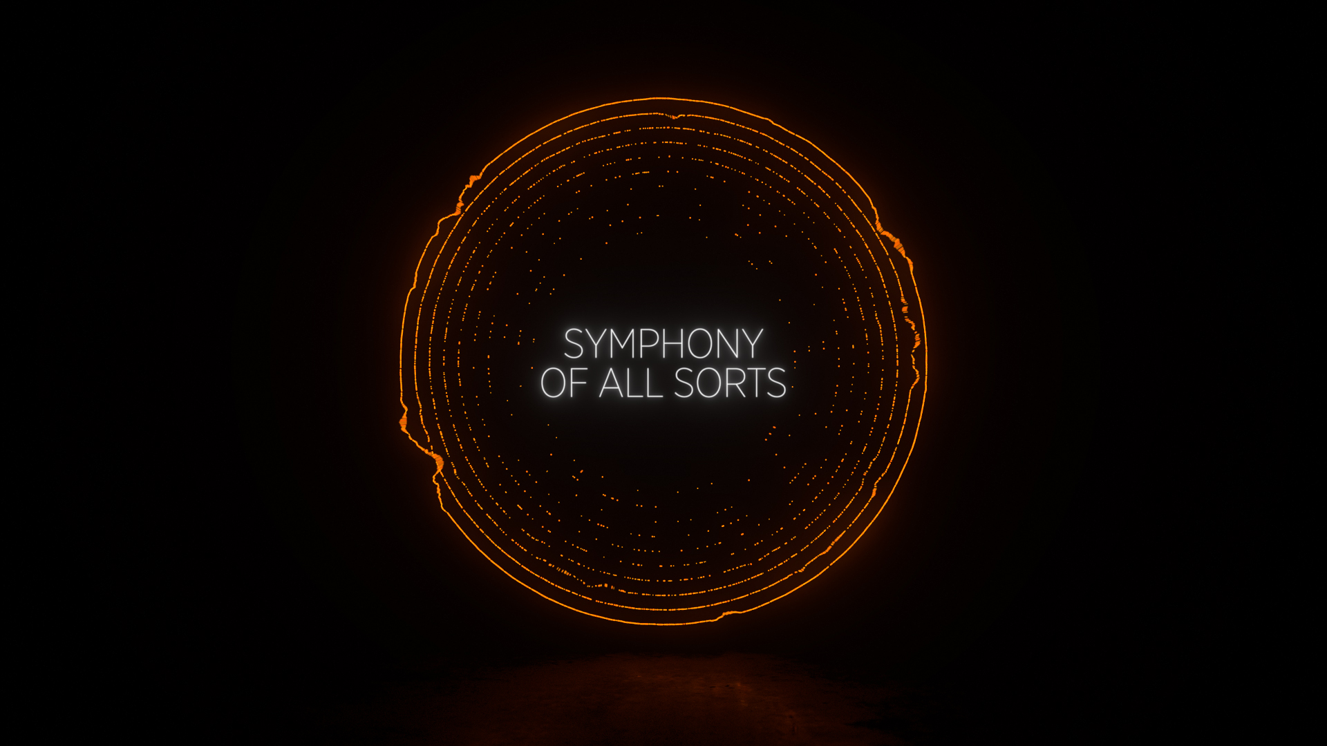 Symphny of all sorts