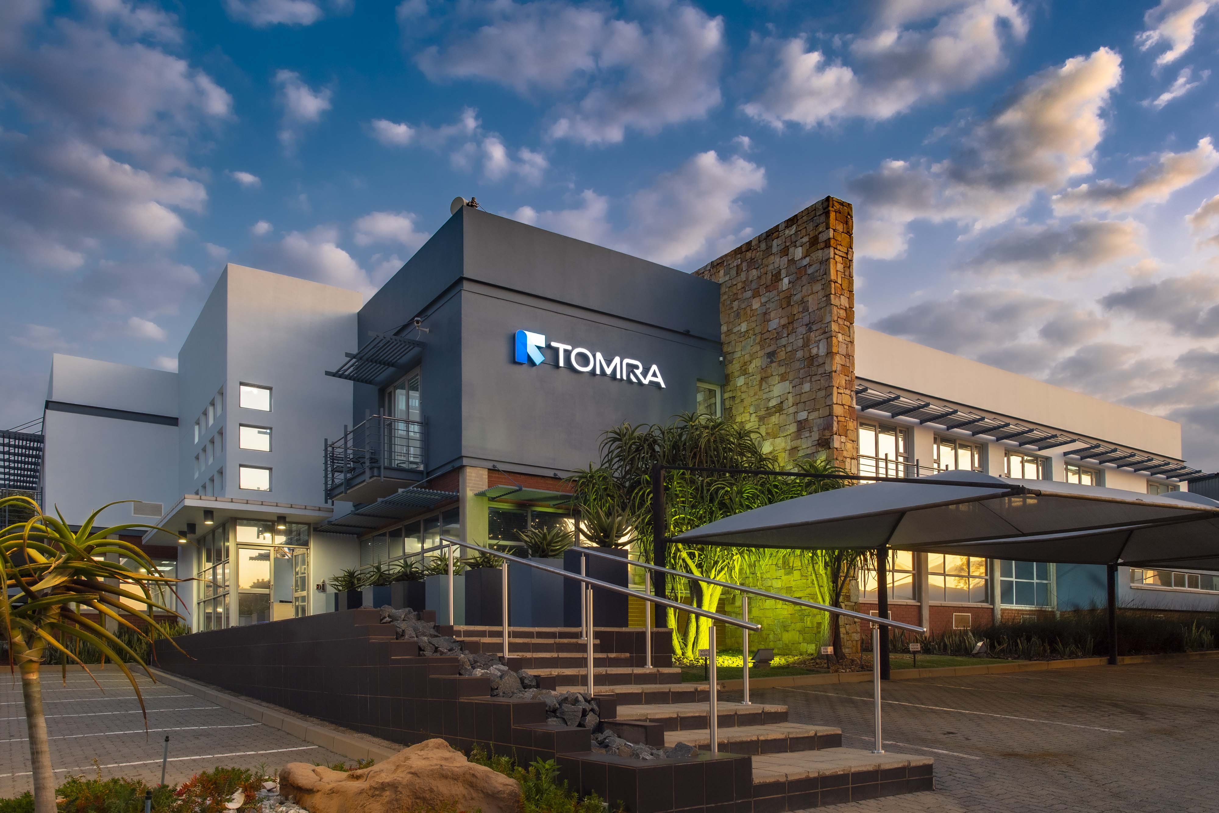 TOMRA HQ South Africa