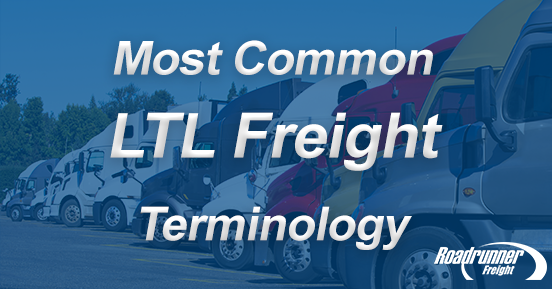 Common LTL Terms