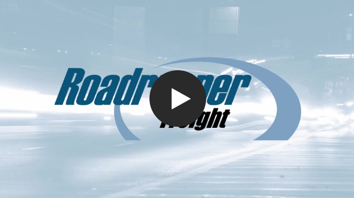 About Roadrunner Freight Video