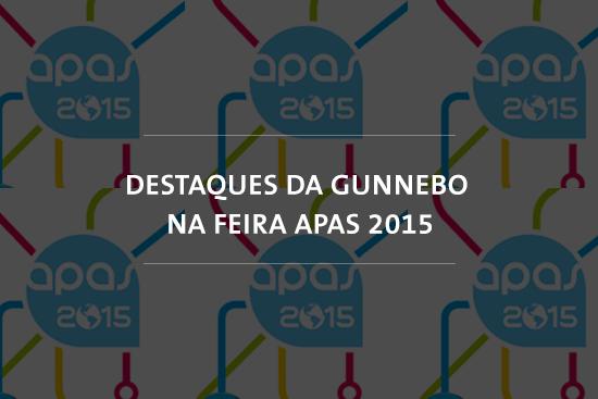 Destaques da Gunnebo na feira APAS 2015