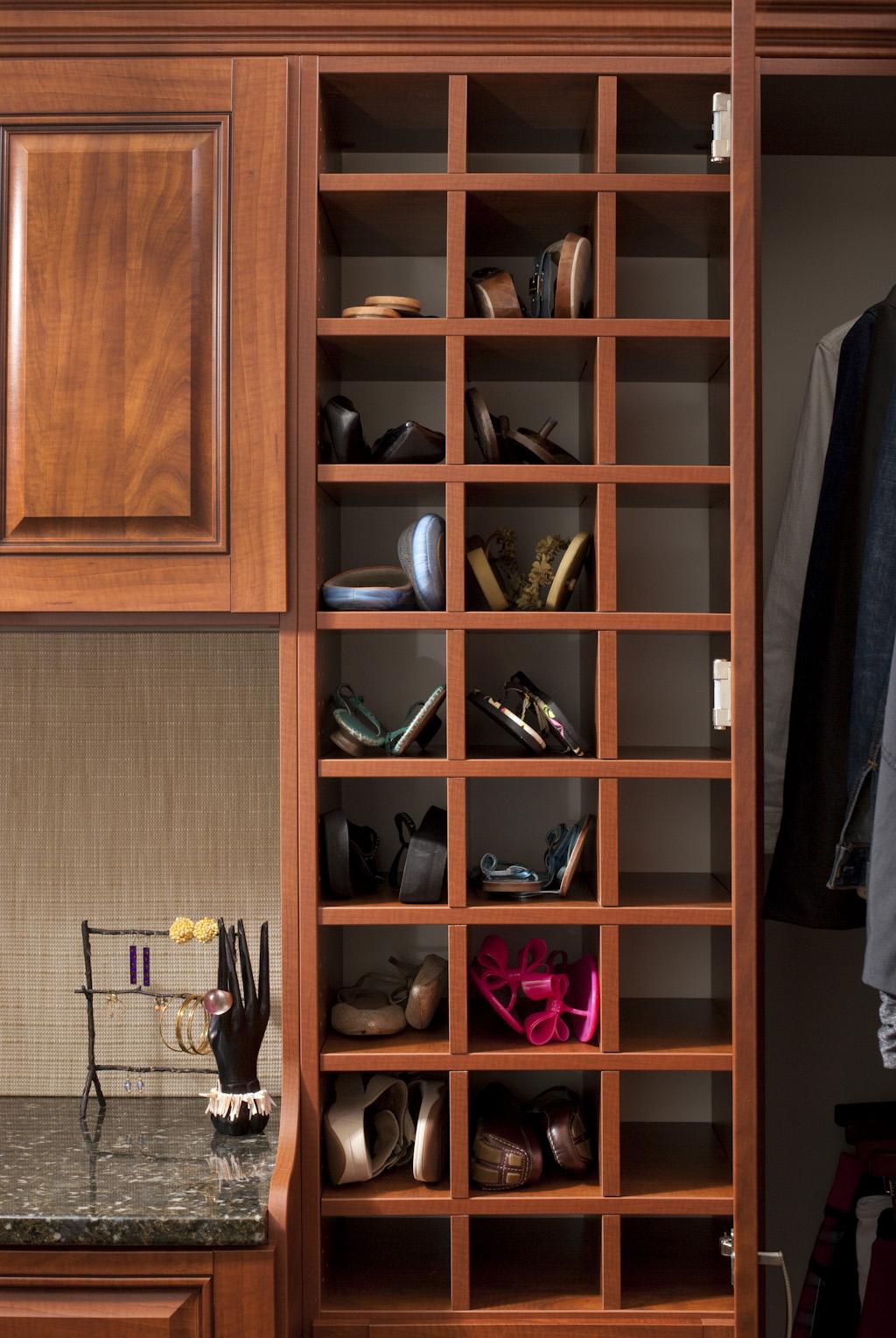 Как хранить обувь в прихожей : построй свой дом.