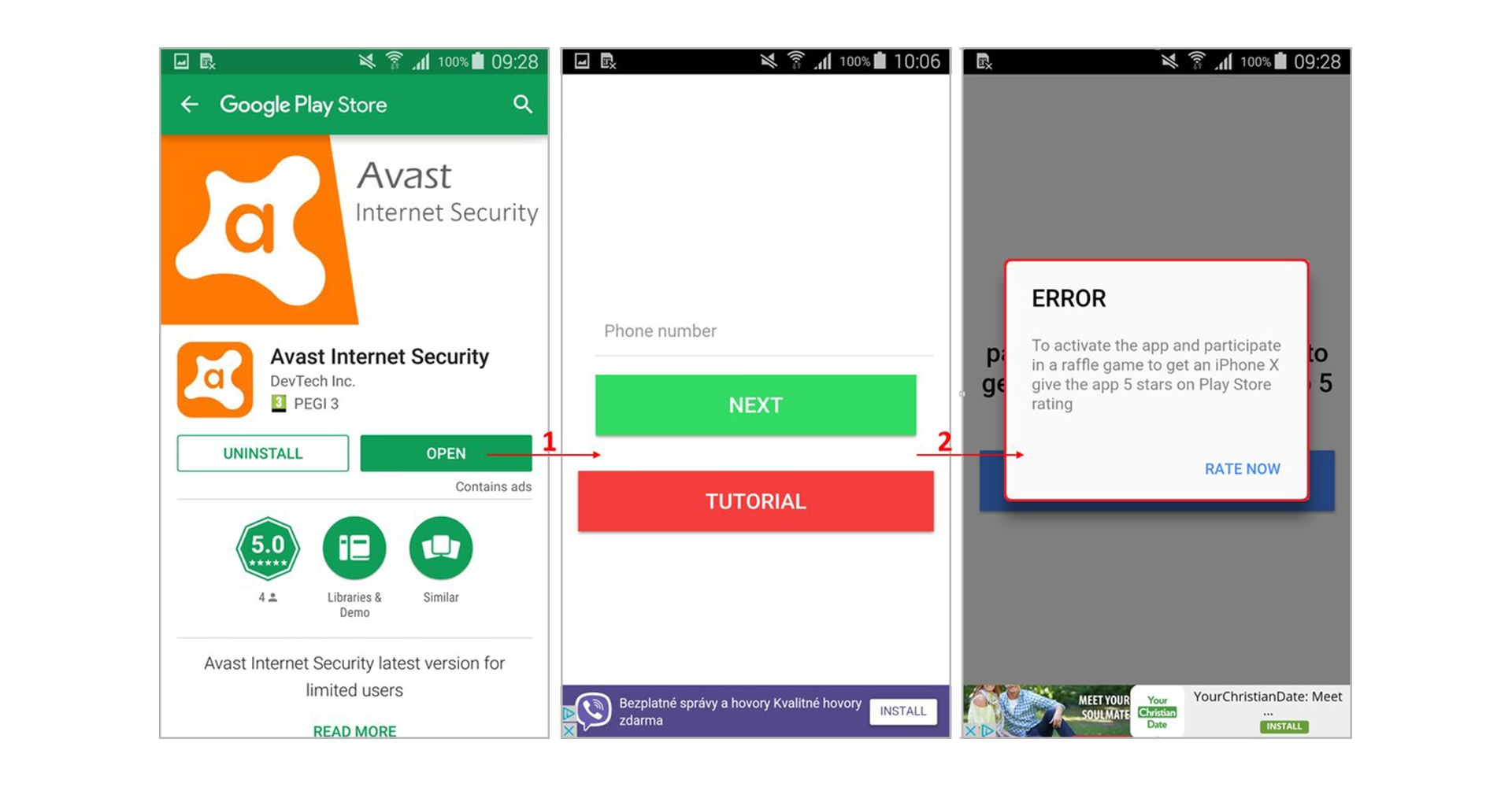 Impostor apps: How to spot a fake app before it's too late