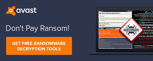 Avast releases 3 more free decryption tools for ransomware victims