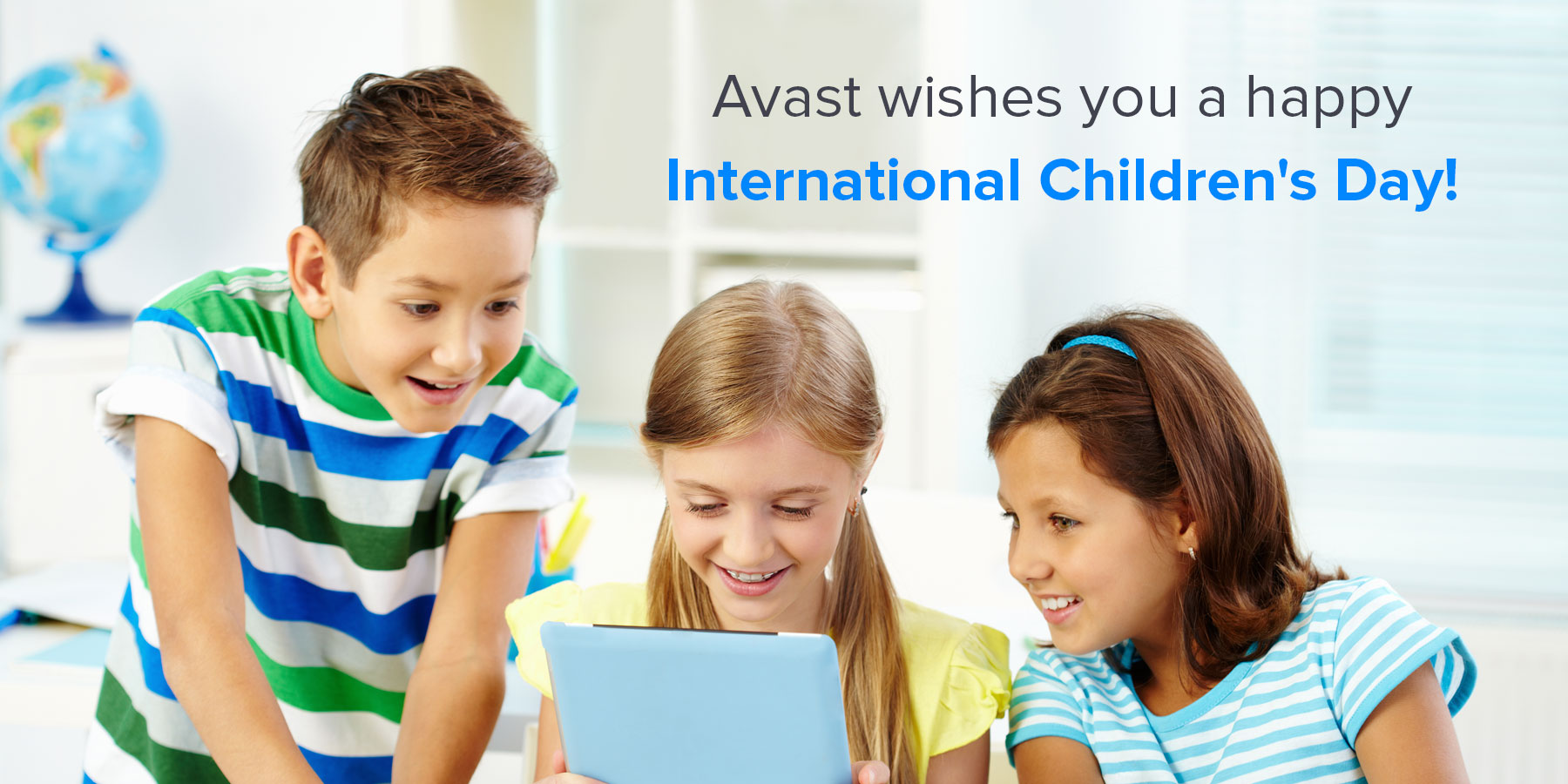 Happy International Children's Day from Avast!