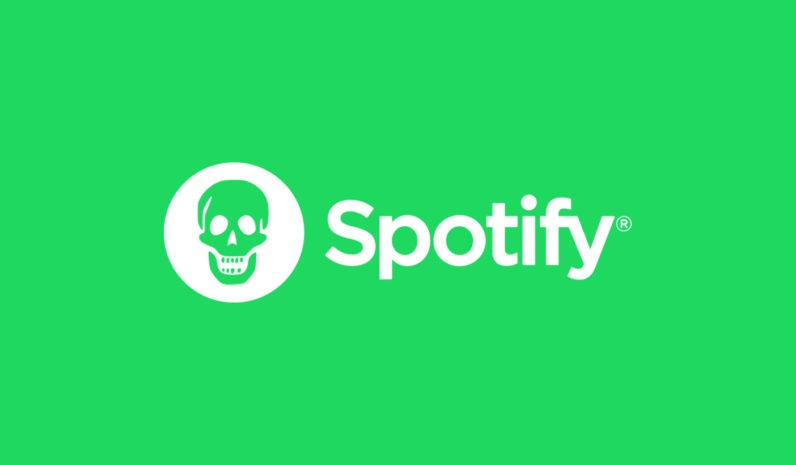 Malvertising on Spotify