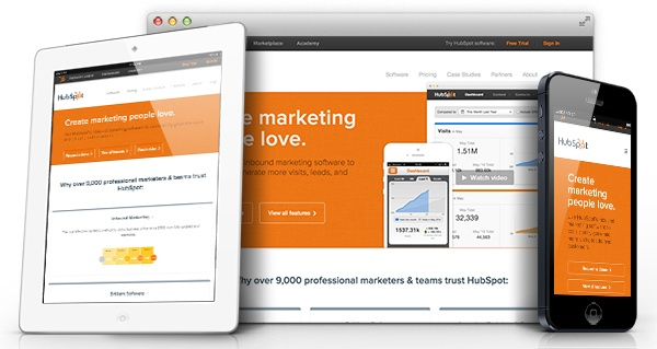 hubspot marketing automation platform