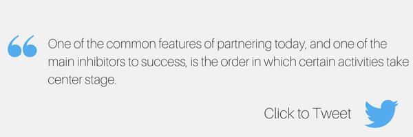 partnering for high tech
