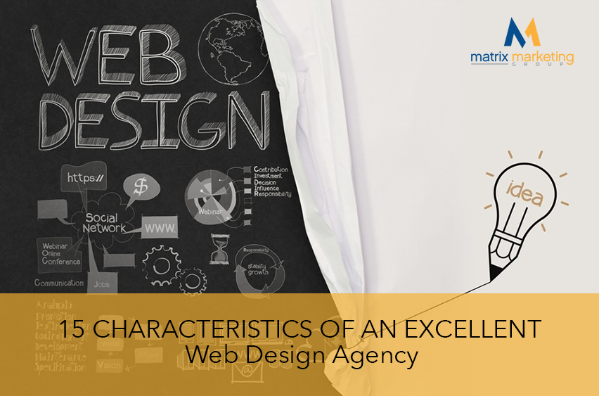15 Characteristics Of An Excellent Web Design Agency | Built