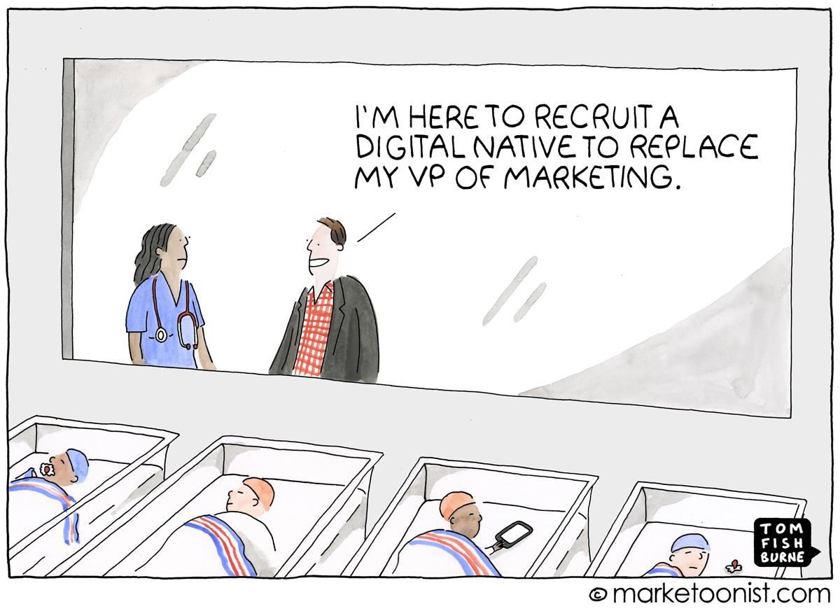 VP of Marketing