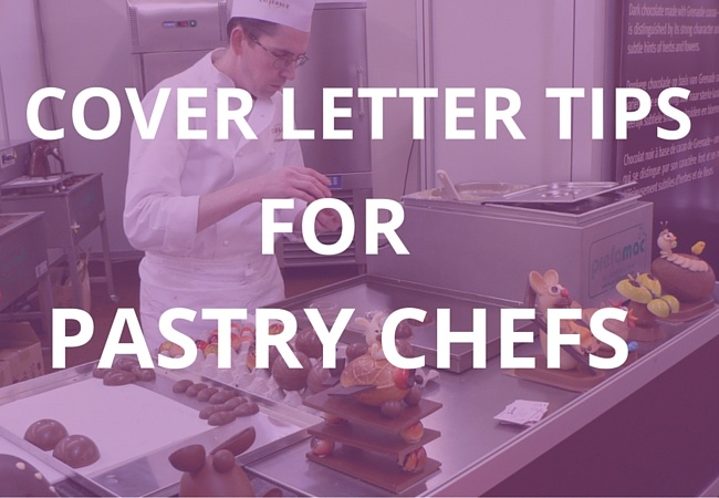 Executive Chef Cover Letter Must Haves Pastry Chef Cover Letter Chef Resume  Sample