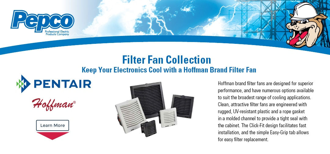 Pentair - Filter Fan Collection