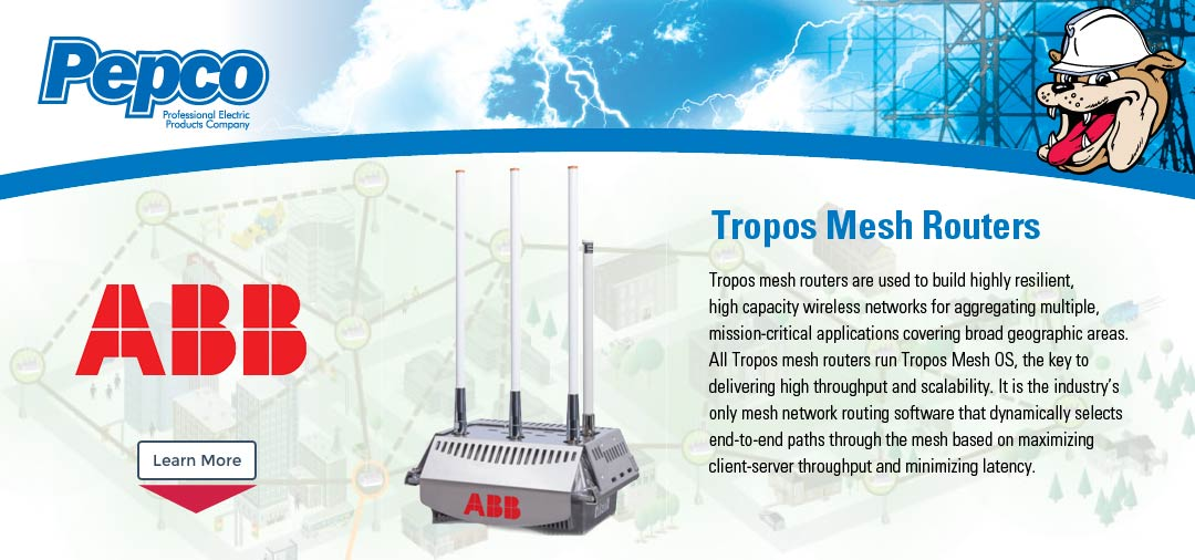 ABB Tropos Mesh Routers