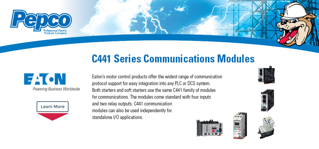 ETON C441 Series Communications Modules