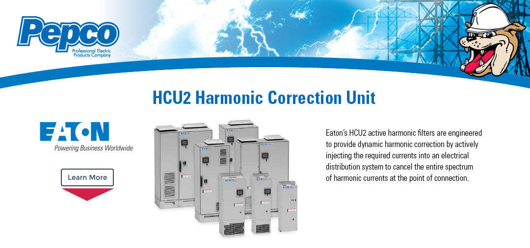 Eaton HCU2 Harmonic Correction Unit