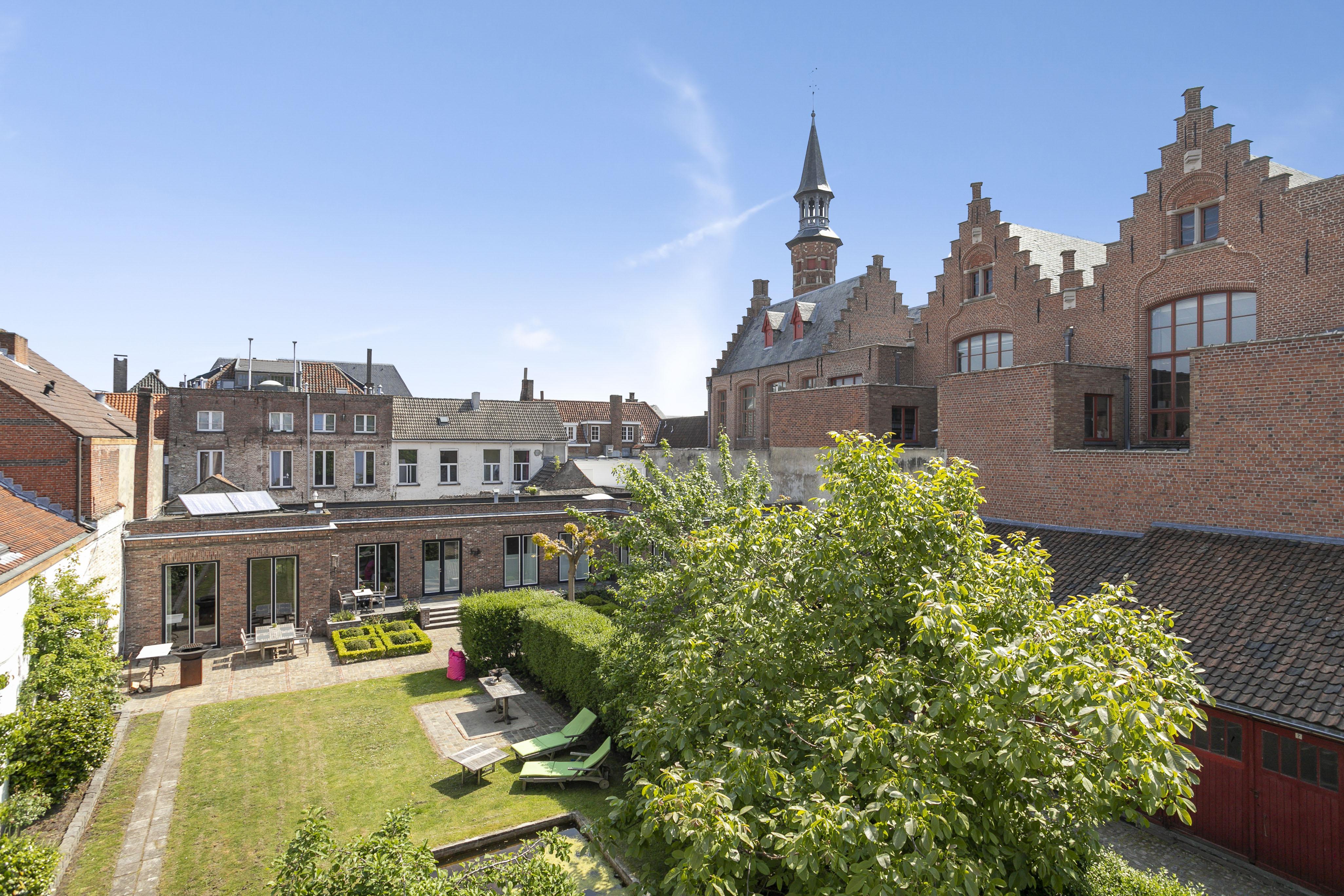 Hoogtefotografie Zibber in Brugge