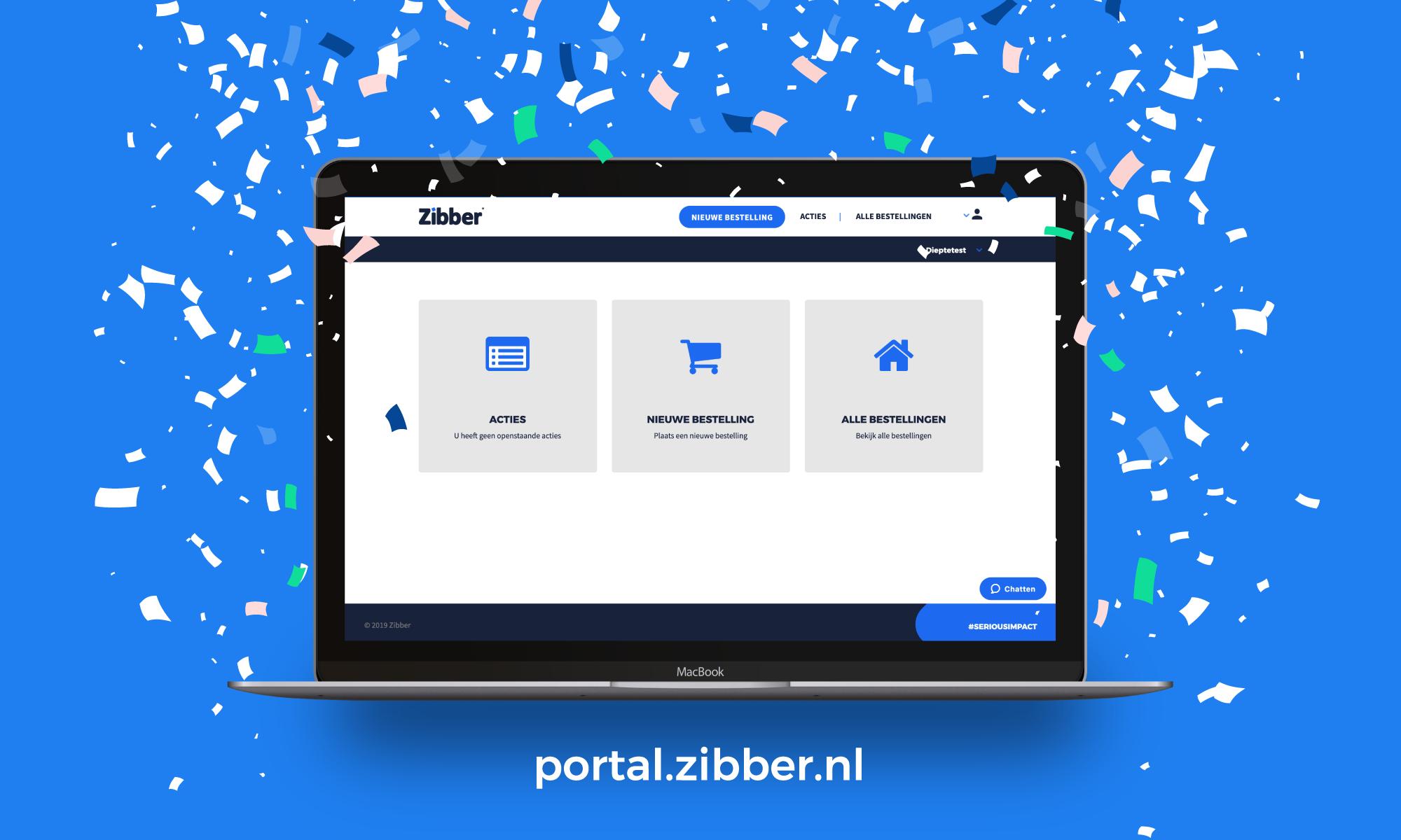 Portal Zibber