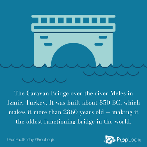 Fun Fact - Oldest Bridge