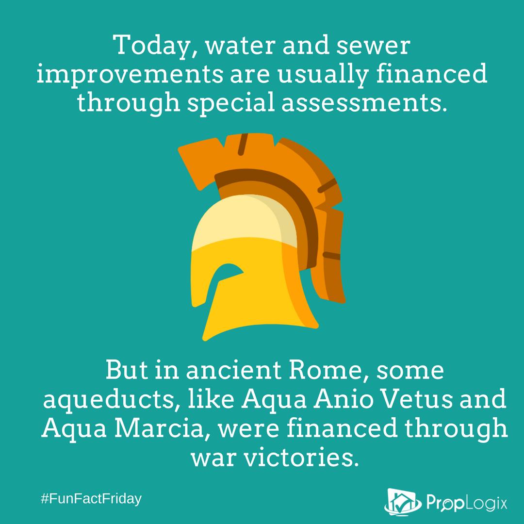 Fun Fact Friday - Aqueducts