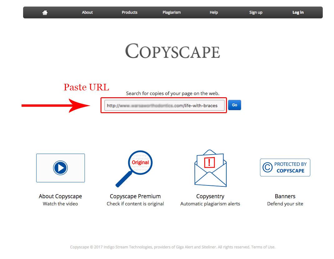 copyscape-paste-url-ortho