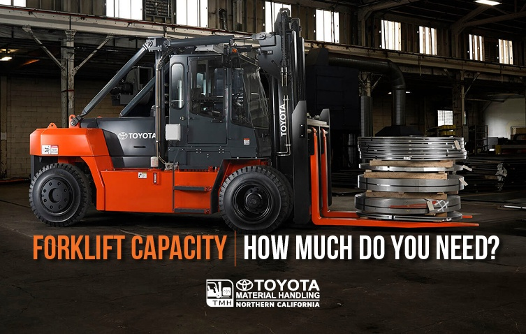 Forklift Capacity How Much Do You Need