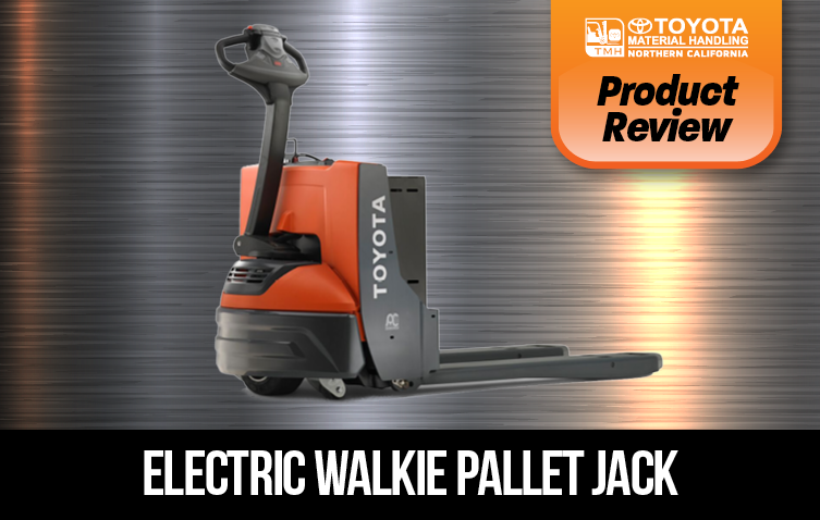 Review: Toyota Electric Pallet Jack