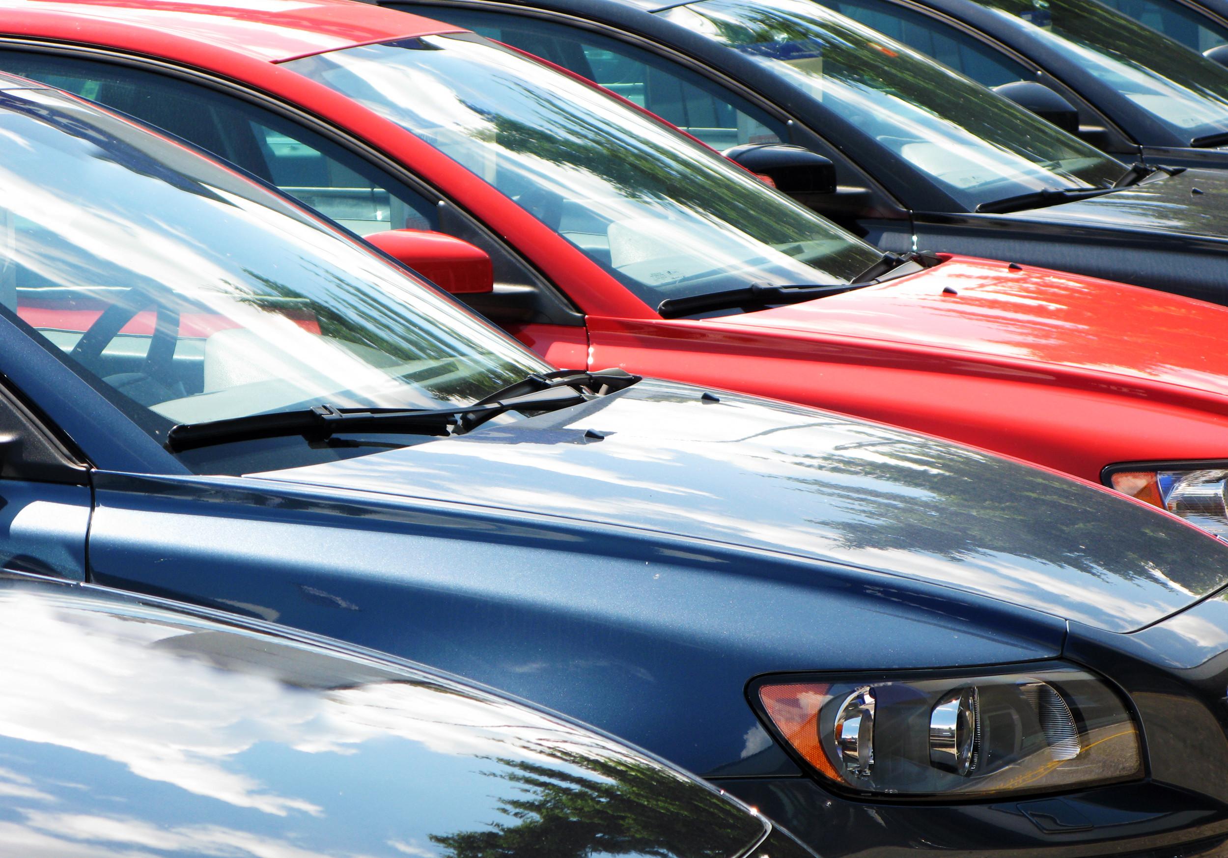 Multi Color Cars