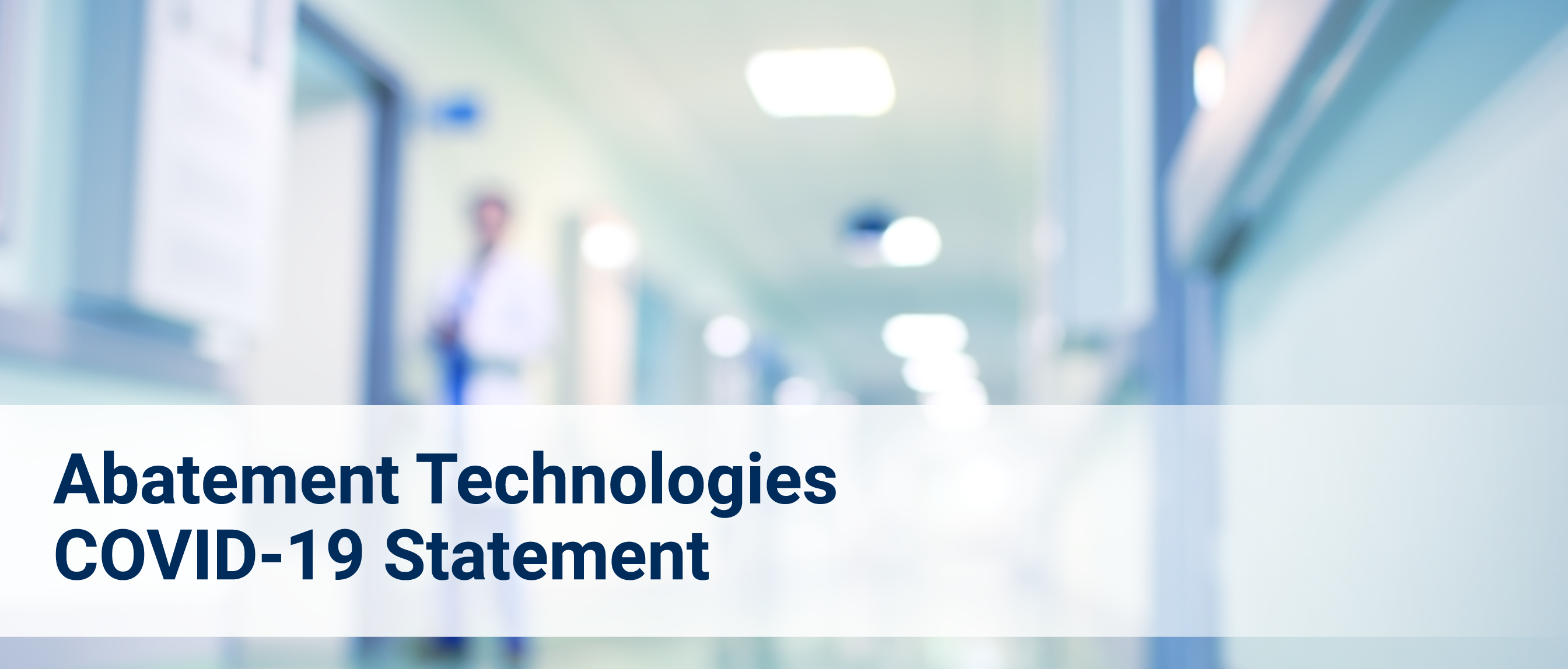 about abatement technologies