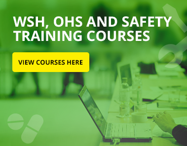 View WSH, OHS & Safety Training courses here