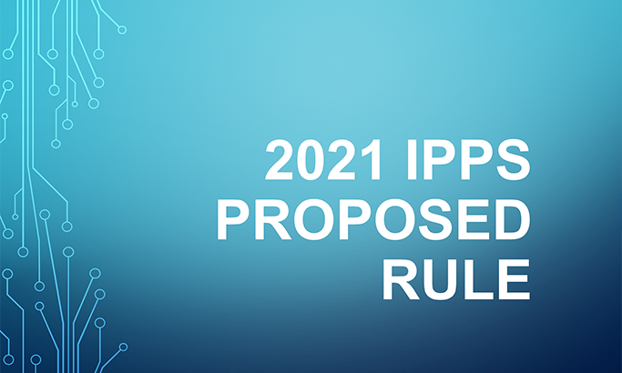 2021 IPPS Proposed Rule
