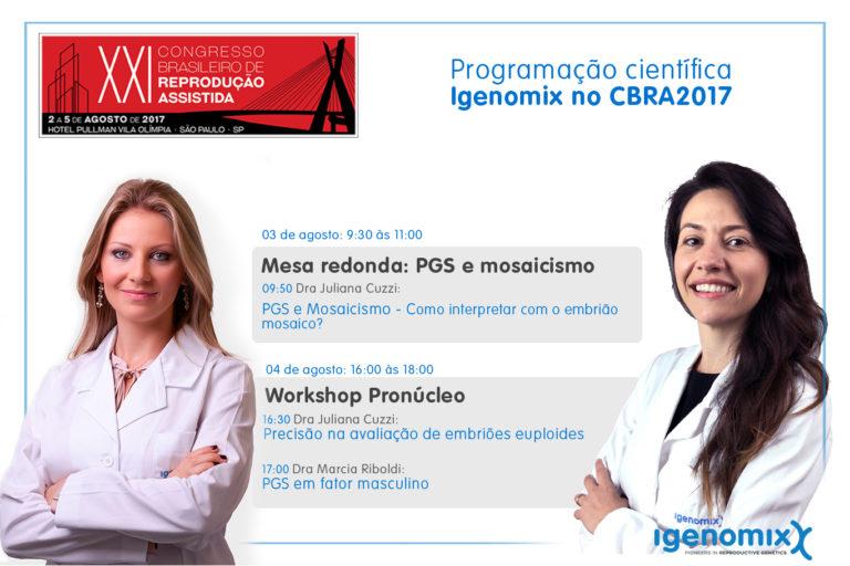 Igenomix on CBRA2017