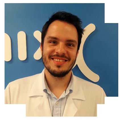 Bruno Coprerski, Lab Manager of Igenomix