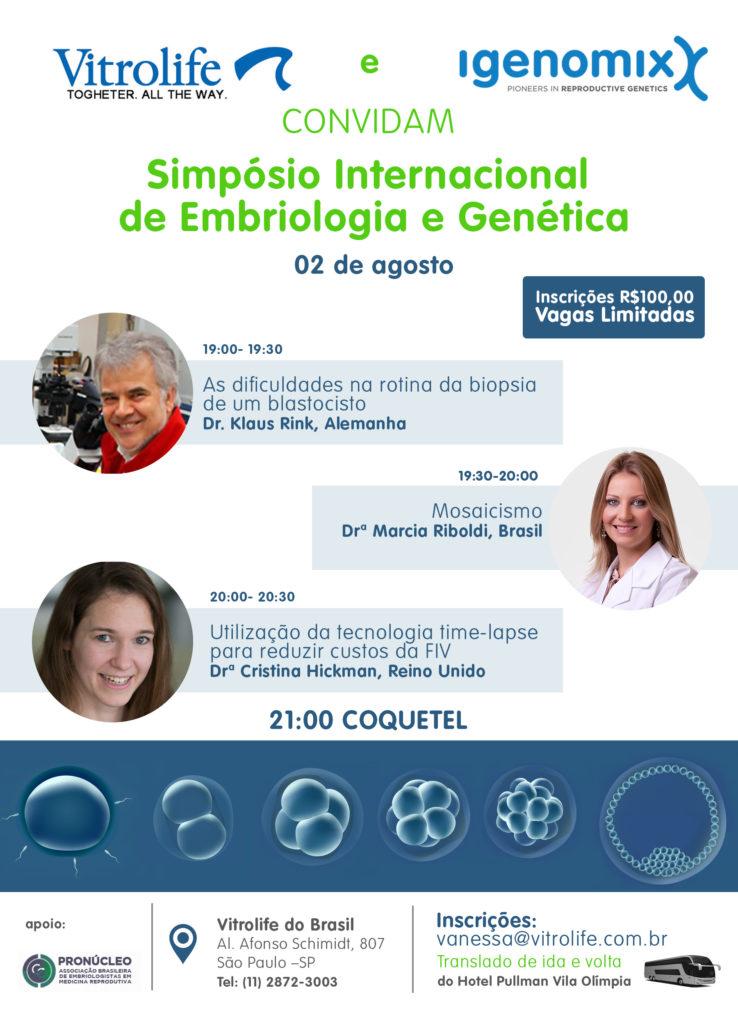 programming international symposium embryology igenomix and vitrolife