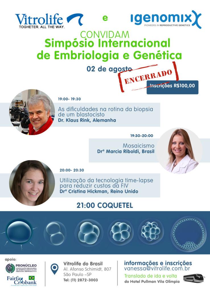 programming of the international embryology symposium igenomix and vitrolife