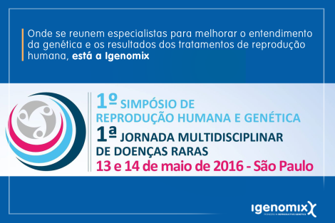 Igenomix participa de jornada sobre doenças raras