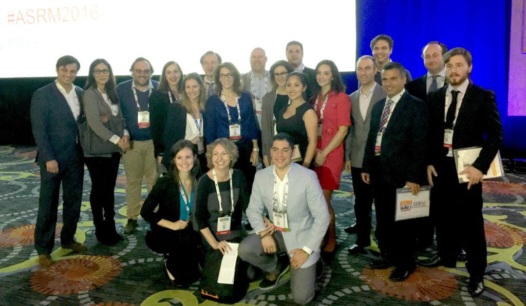 especialistas da Igenomix durante ASRM 2016