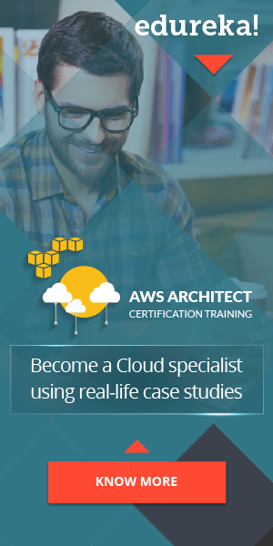 AWS Architect Certification Training