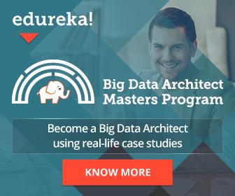 Big Data Architect Masters Program