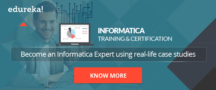 Informatica Training and Certification