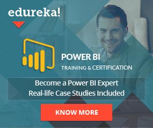 Power Bi Training and Certification