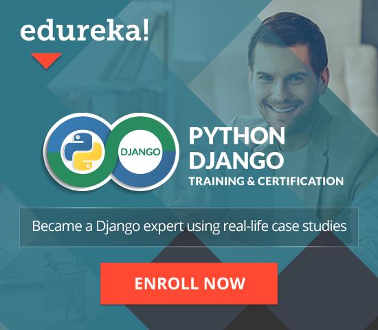 Python Django Training and Certification 08