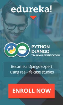 Python django training and certification 11