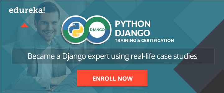 Python Django Training and Certification 13